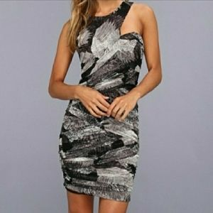 BCBG Max Azria Sleeveless Bodycon Dress XSmall